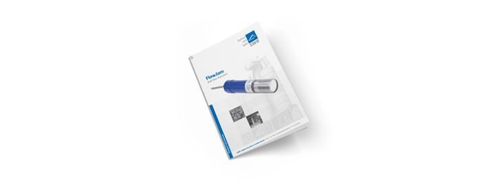 Brochure FlowJam (ENVEA)