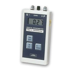 Digitale handmanometer - HM22 (Huber)