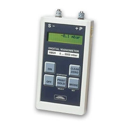 Digitale handmanometer - HM28 (Huber)