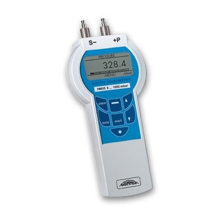 Digitale handmanometer - HM35 (Huber)