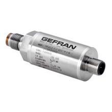 Druktransmitter tot 600 Bar 0,5% front membraan compact (V-mA) – Gefran TPFAS