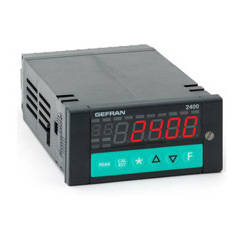 High Performance Indicator/Alarm Unit – Gefran 2400