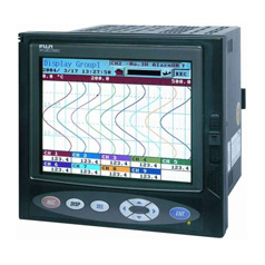Papierloze Recorder - Fuji Electric PHL