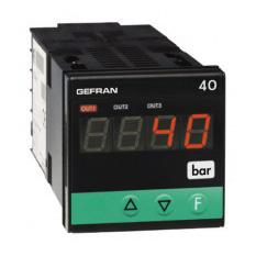 Programmeerbare Indicator/Alarm Unit – Gefran 40B48