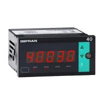 Programmeerbare Indicator/Alarm Unit – Gefran 40B96