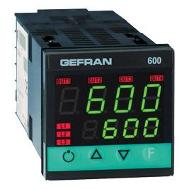 Universele Controller - Gefran 600
