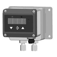 Verschildruk transmitter - Fischer DE58