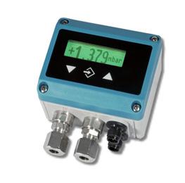 Verschildruktransmitter DE39 met LCD van Fischer