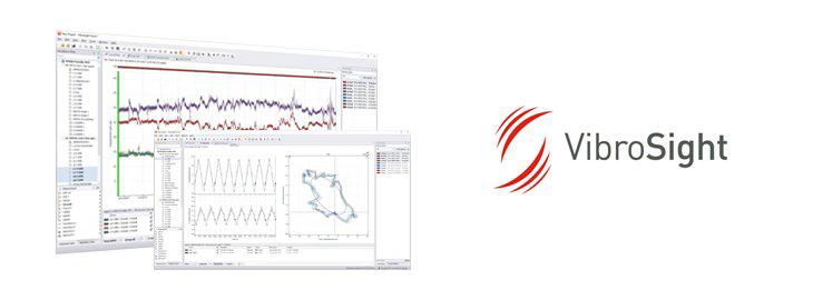 Software voor trillingsanalyse (VibroSight)