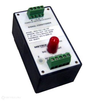 Metrix accelerometer signaal conditioner - 5535 / 5545
