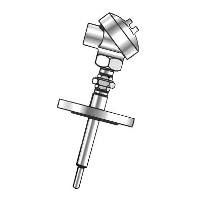 Temperatuurmeting met Pt100 (weerstandsthermometer / RTD sensor) voor industriële toepassingen