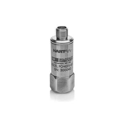 HART vibratiesensoren (Wilcoxon)