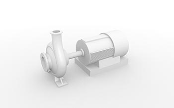 3D Centrifugaalpomp