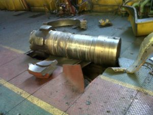 turbine overspeed