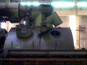 overspeed turbine